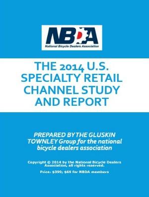 NBDA 2014 NBDA Specialty Bicycle Retail Study (PDF only)