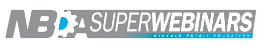 NBDA Superwebinars logo