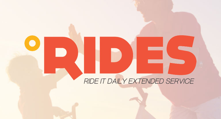 RIDES Extended Service