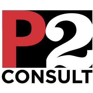 P2 consult logo