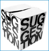 suggestion box image