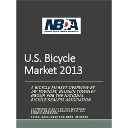 NBDA U.S. Bicycle Market 2013 (PDF)