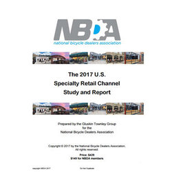 NBDA 2017 Specialty Bicycle Retail Study (PDF)