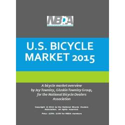 NBDA U.S. Bicycle Market 2015 (PDF only)