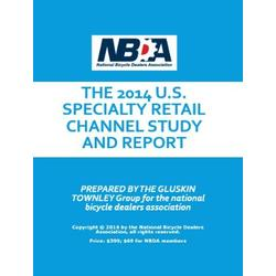 NBDA 2014 NBDA Specialty Bicycle Retail Study (PDF only)