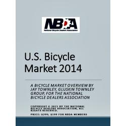 NBDA U.S. Bicycle Market 2014 (PDF)