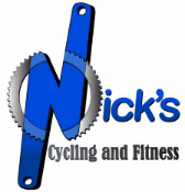Nick's Cycling and Fitness Logo