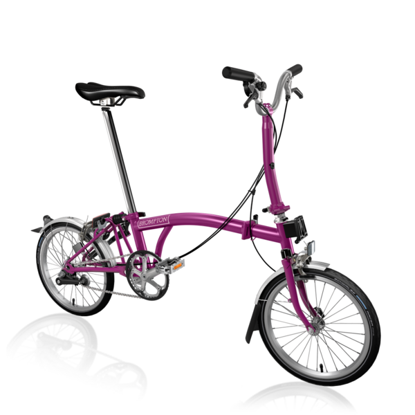 Brompton M3LA Berry Crush