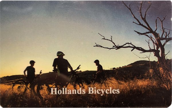 Holland's Bicycles Gift Card