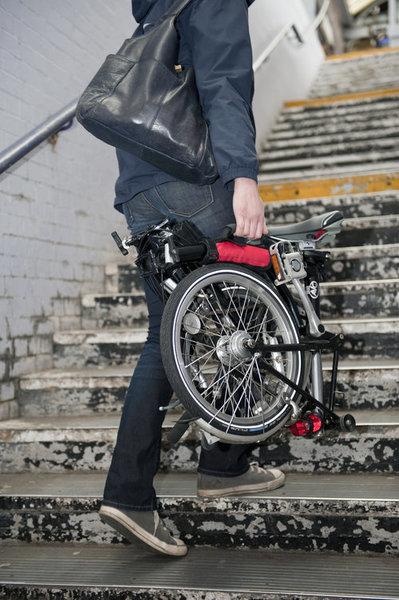Brompton Off Yer Bike Brompton Handle