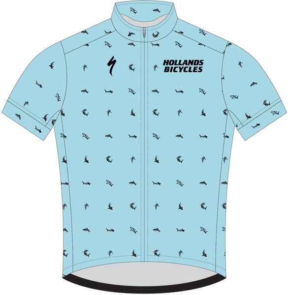 Specialized Hollands Coronado Shark Jersey
