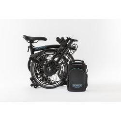 Brompton M6L Electric Black/Black