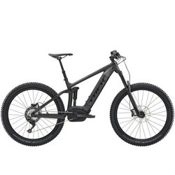 Trek PowerFly 7 Plus Matte Dinster Black