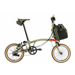 Brompton M6L Explore w/Special Edition Bag & Accessories