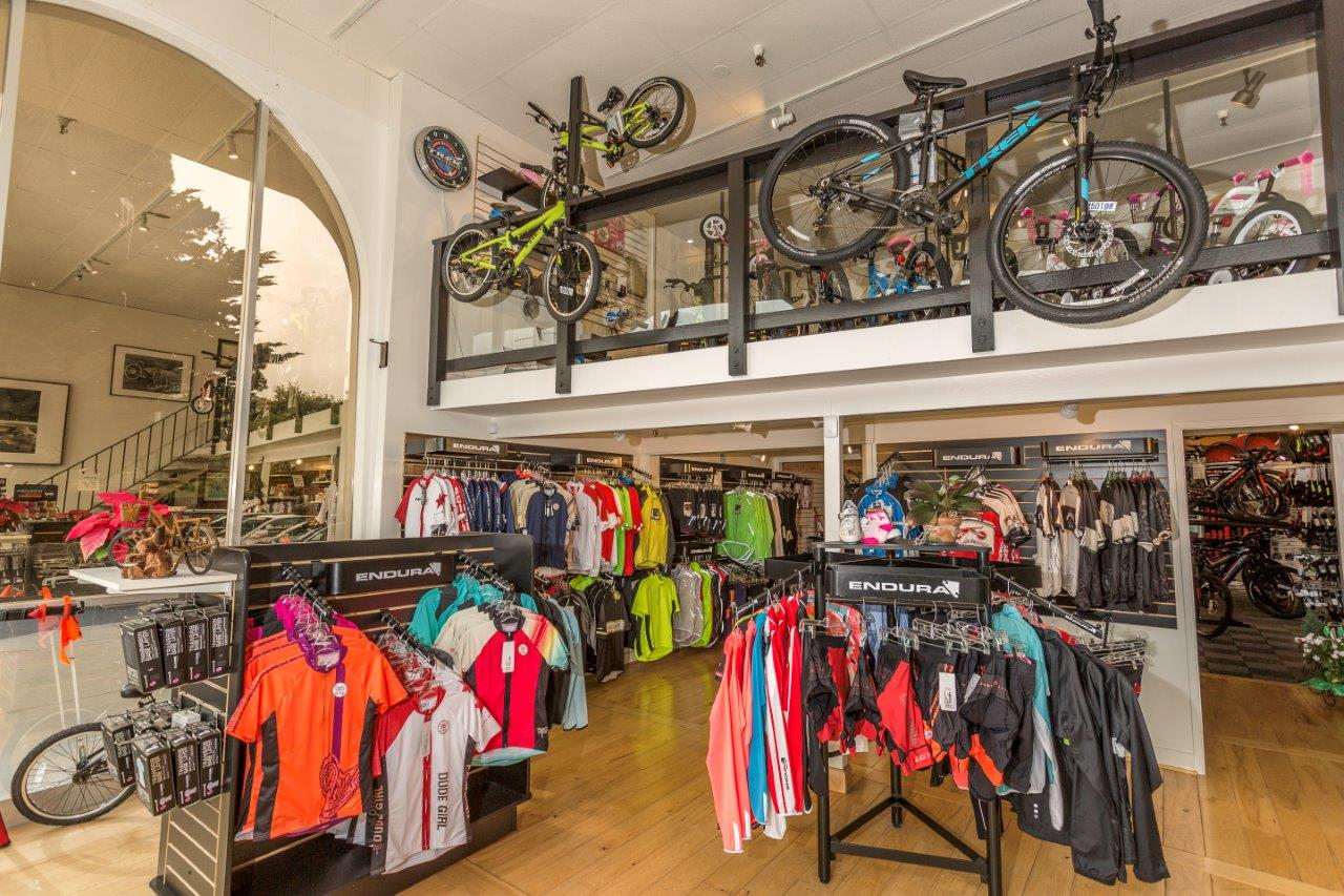 Carmel Bicycle Showroom