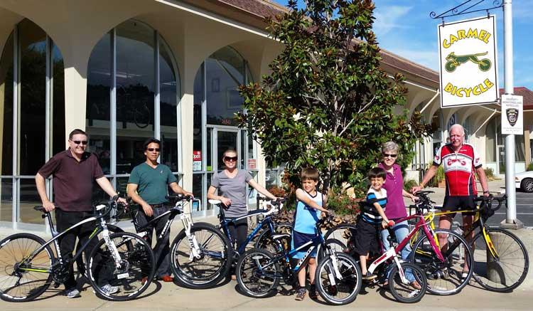 Carmel Bicycle - 26543 Carmel Rancho Blvd Carmel, CA 93923