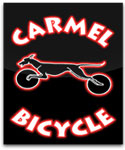Carmel Bicycle Logo