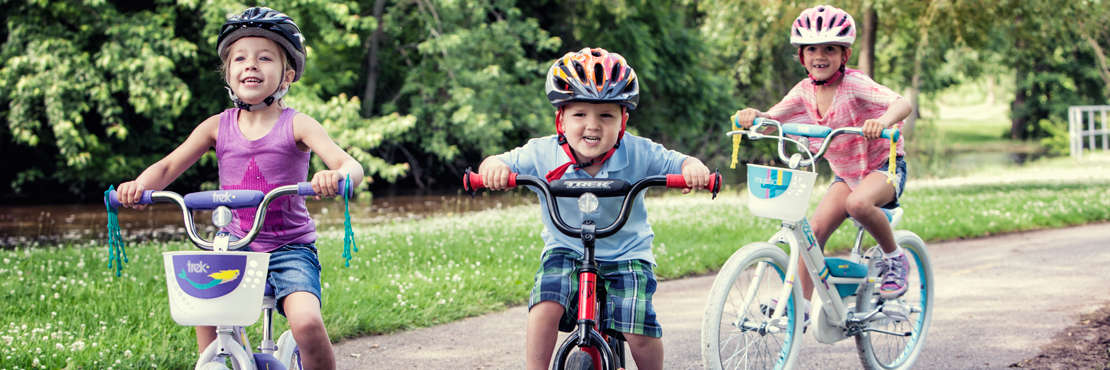 It's never too early to get your kid on two wheels!