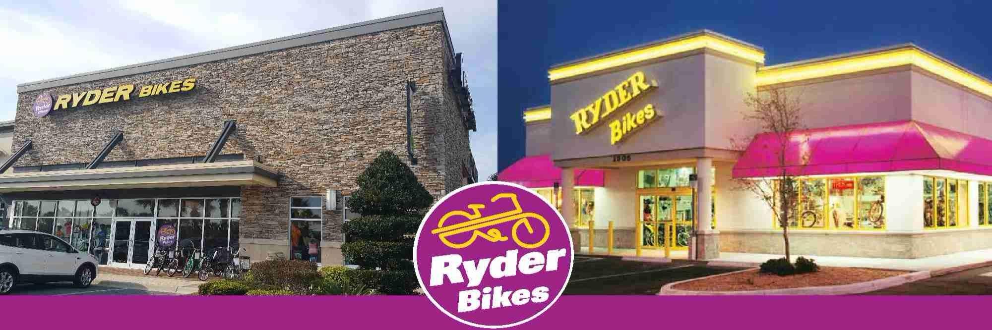 Ryder Bikes - Bradenton, Sarasota, and University Park, FL