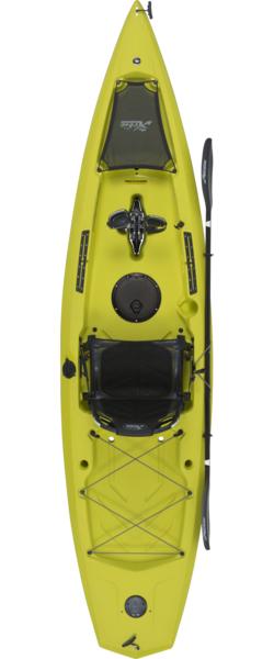 Hobie Cat Hobie 12' Compass Mirage Kayak DLX Seagrass