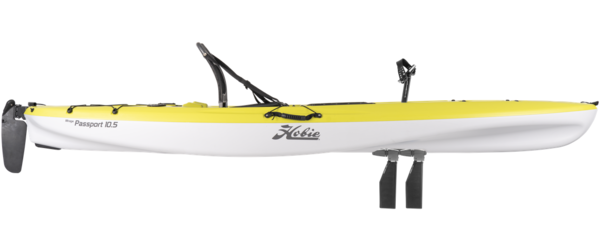Hobie Cat Hobie Passport 10.5 Mirage Drive DLX Seagrass Green