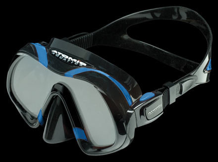 Atomic Atomic Aquatics Venom Mask Blue/Black