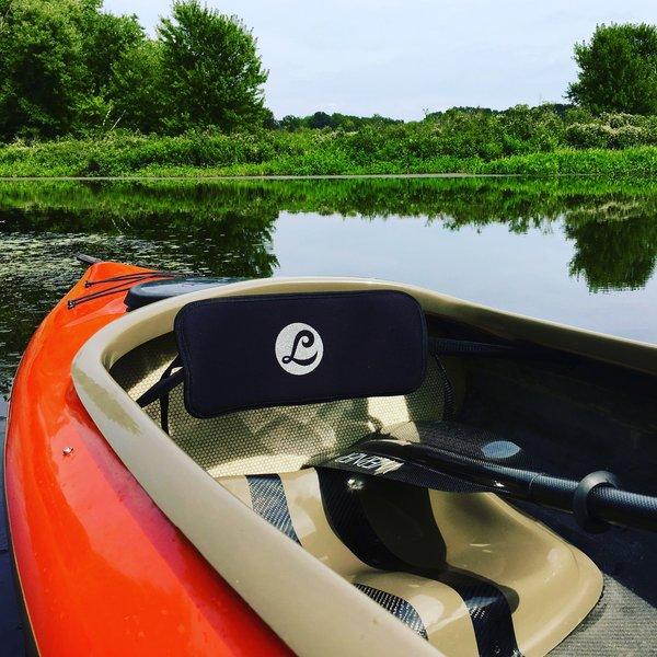 "Lincoln Kayaks Big Diamond Orange 12' 6"""
