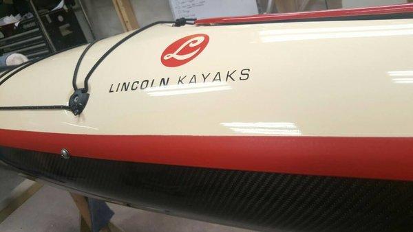 """Lincoln Kayaks Big Diamond Sand 12' 6"""""""