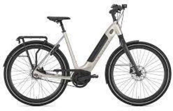 Gazelle Bikes Royal Dutch Gazelle Ultimate C8 Belt Drive Light Sienna Tan Med