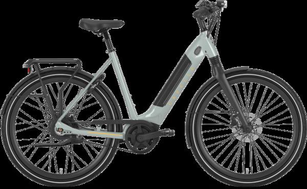 Gazelle Bikes Royal Dutch Gazelle Ultimate C380 Belt Drive Light Olive Green Med
