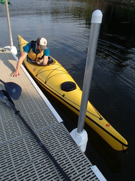 "Lincoln Kayaks Chebeague 14' 6"" Yellow"