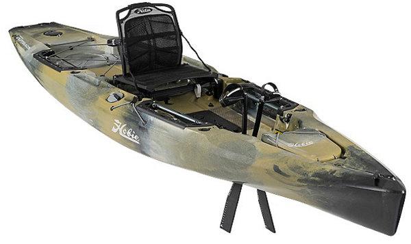 Hobie Cat Hobie Outback Mirage Kayak DLX Camo Package