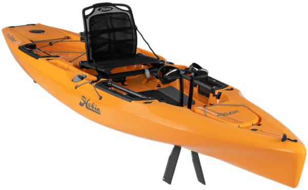 Hobie Cat Hobie Outback Mirage Kayak DLX Papaya