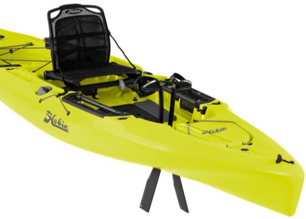 Hobie Cat Hobie Outback Mirage Kayak DLX Seagrass
