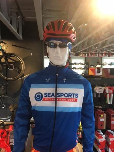 Sea Sports Entropa Men's Jacket