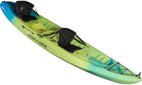 Ocean Kayak Ocean Kayak Malibu 2 XL Tandem Ahi Green/Blue