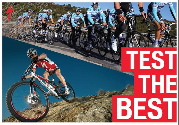 Demo the best bikes