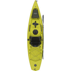 Hobie Cat Hobie Compass Mirage Kayak DLX Seagrass