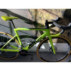 BMC 2021 Teammachine SLR01 Green/Black Custom 54