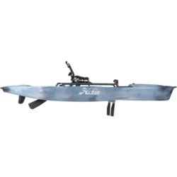 Hobie Cat Hobie Pro Angler 14 With 360 Degree Drive Blue Camo