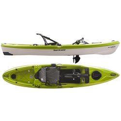 Hurricane Aquasports Hurricane Skimmer 120 Propel Green