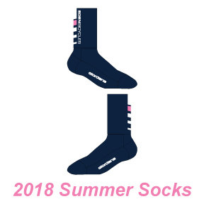 Eden Bicycles 2018 Summer Socks