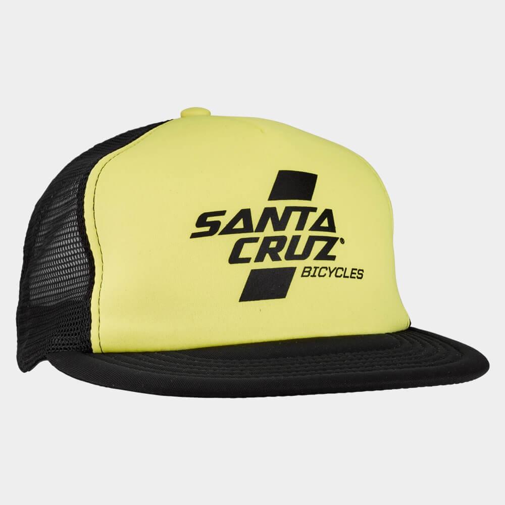 f75461669ed Santa Cruz Parallel Trucker Hat - Eden Bicycles :: Castro Valley, California
