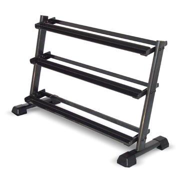 Inspire Fitness 3-Tier Dumbbell Rack