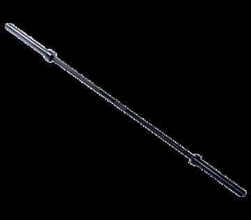 Cap Barbell 7' 500 Lb. Capacity Bar Black