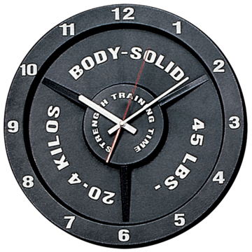 Body-Solid Strength Training Time Clock