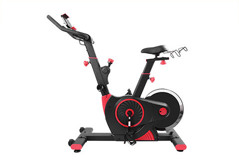 Echelon Spin Bike with optional live classes (fees apply)