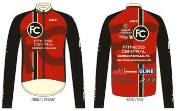 FC Red Edition LS Jersey