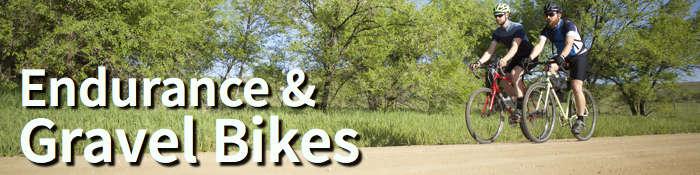 Endurance & Gravel Bikes from Fitness Central