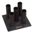 Body-Solid 5 Bar Olympic Bar Holder